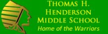 Thomas H. Henderson Middle School Logo