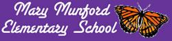 Mary Munford ES Logo